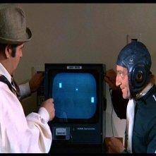 Dom DeLuise e Marty Feldman in una scena de L'ULTIMA FOLLIA DI MEL BROOKS
