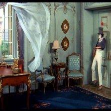 Marcel Marceau in una scena de L'ULTIMA FOLLIA DI MEL BROOKS