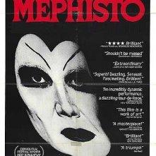 La locandina di Mephisto