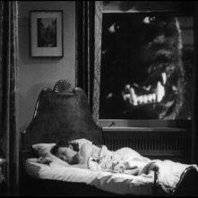 Una scena di KING KONG, nella versione realizzata nel '33