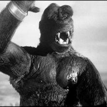 Il gigantesco protagonista di King Kong, del 1933