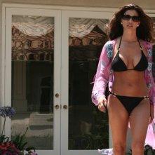 La bella Charisma Carpenter nel primo episodio della seconda stagione di Veronica Mars