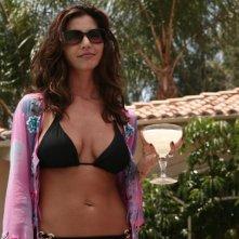 Charisma Carpenter nel primo episodio della seconda stagione della serie Veronica Mars