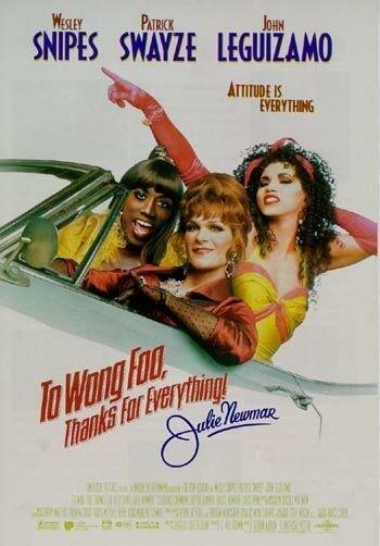 La Locandina Di A Wong Foo Grazie Di Tutto Julie Newmar 21660
