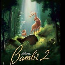 La locandina di Bambi e il grande principe della foresta