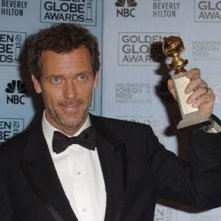Hugh Laurie premiato per House