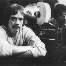 John Carpenter sul set di Christine - La macchina infernale