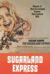 La locandina di Sugarland Express