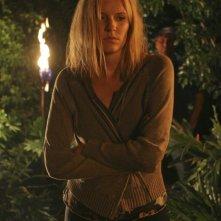 Maggie Grace in una scena dell'episodio 2x01 di Lost