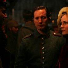 Benno Furman con Diane Kruger in Joyeux Noel