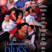 La locandina di Lackawanna Blues
