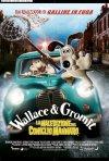 La locandina italiana di Wallace & Gromit: La maledizione del coniglio mannaro