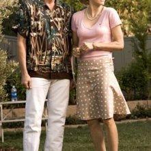 Jim Carrey e Tea Leoni in Dick & Jane Operazione Furto
