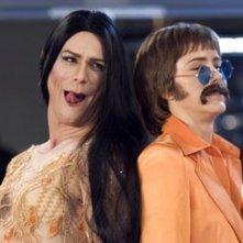 Jim Carrey e Tea Leoni 'en travesti' in Dick & Jane Operazione Furto