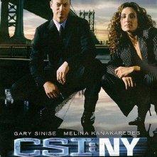 La copertina della serie tv CSI New York