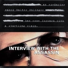La locandina di Interview with the assassin
