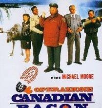 La locandina di Operazione Canadian Bacon