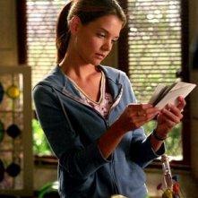 Katie Holmes in una scena di Dawson's Creek