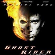La locandina di Ghost Rider