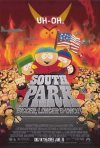 La locandina di South Park: il film - più grosso, più lungo & tutto intero