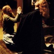 Sissy Spacek e Piper Laurie in una scena di Carrie