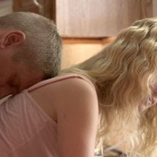 Barry Pepper e January Jones in Le tre sepolture