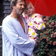 Jeff Bridges ed Elle Fanning in The Door in The Floor