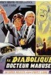 La locandina di Il diabolico dottor Mabuse