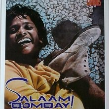 La locandina di Salaam Bombay!