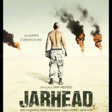 La locandina italiana di Jarhead