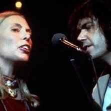 Joni Mitchell e Neil Young in The Last Waltx di Martin Scorsese