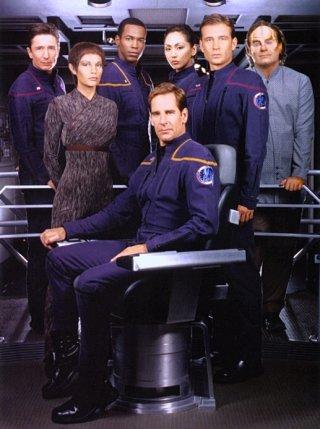 La locandina di Star Trek: Enterprise