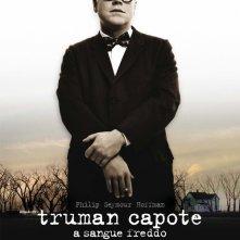 La locandina italiana di Capote