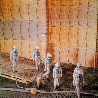 Una scena del capolavoro 2001: Odissea nello spazio