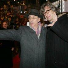 Berlinale 2006: Dieter Kosslick saluta Wim Wenders