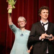 Berlinale 2006: la mamma è sempre la mamma: Michel Gondry e sua madre.