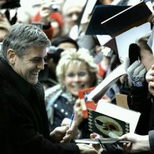 George Clooney a Berlino 2006 per presentare Syriana