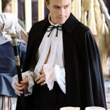 Heath Ledger nei panni di Casanova