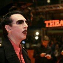 Berlinale 2006: Marilyn Manson alla premiere serale de El Custodio