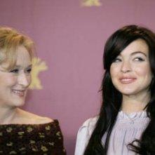 Berlinale 2006: Meryl Streep e Lindsay Lohan