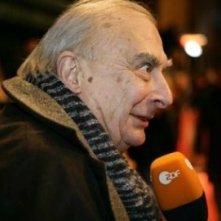 Claude Chabrol a Berlino 2006 per presentare Comedy of Power