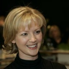 Gretchen Mol a Berlino 2006 per presentare The Notorius Bettie Page