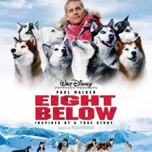 La locandina di Eight Below