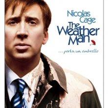 La locandina italiana di The Weather Man