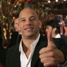 Vin Diesel a Berlino 2006 per presentare Find Me Guilty