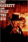 La locandina di Pat Garrett e Billy the Kid