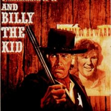La locandina di Pat Garrett e Billy the Kid