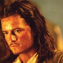 Orlando Bloom è Will Turner in Pirati dei Caraibi - La maledizione del forziere fantasma