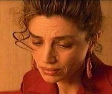 Angela Molina in una scena di Carne Tremula