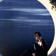 Charlize Theron in una scena del film Aeon Flux (2005)